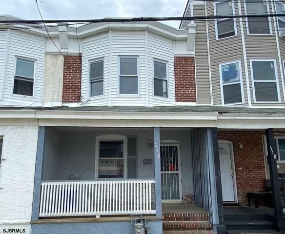 516 N Massachusetts Avenue, Atlantic City, NJ 08401 (MLS #550558) :: Gary Simmens