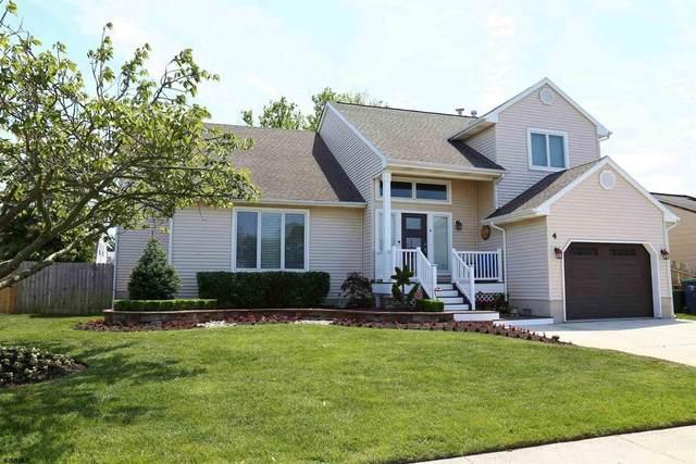 4 Lagoon, Brigantine, NJ 08203 (MLS #551645) :: Provident Legacy Real Estate Services, LLC
