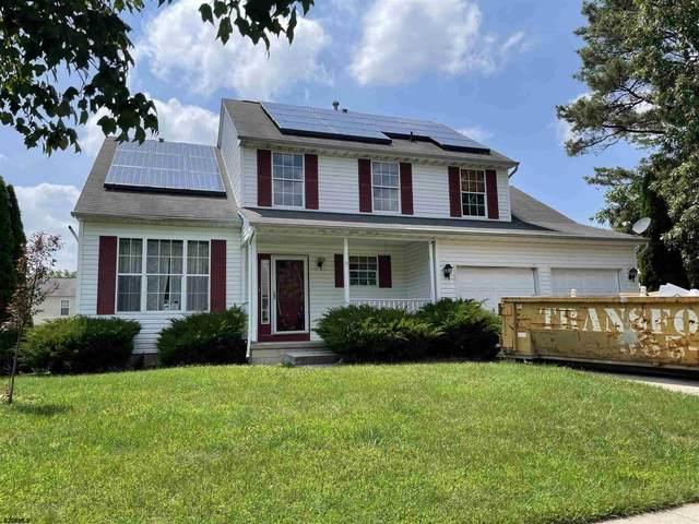 9 Winterberry, Egg Harbor Township, NJ 08234 (MLS #552266) :: The Cheryl Huber Team