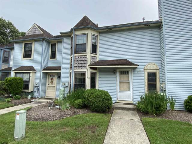 42 Cambridge Townhouse Dr #42, Egg Harbor Township, NJ 08234 (MLS #552894) :: Gary Simmens