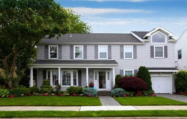 508 N Douglas, Margate, NJ 08402 (MLS #553189) :: Gary Simmens