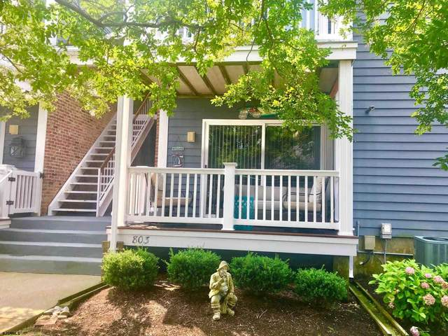 803 Harbour Cv #803, Somers Point, NJ 08244 (#553306) :: Sail Lake Realty