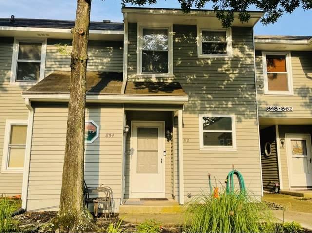 854 E Fishers Creek #854, Smithville, NJ 08205 (MLS #553338) :: Gary Simmens