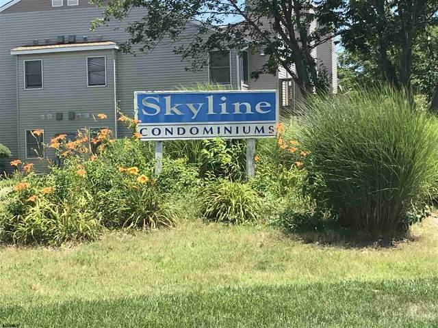 700 N Franklin Blvd #1408, Pleasantville, NJ 08232 (MLS #553644) :: The Oceanside Realty Team