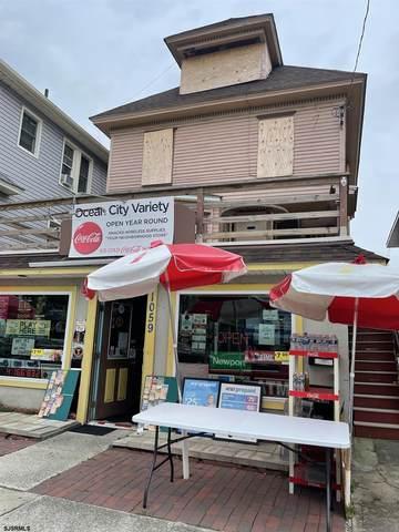 1059 Asbury Ave, Ocean City, NJ 08226 (MLS #553714) :: The Oceanside Realty Team