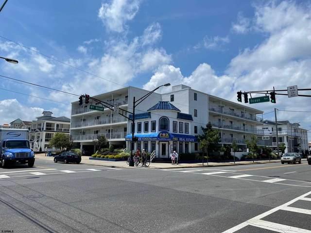 900 Ocean #301, Ocean City, NJ 08226 (MLS #553784) :: The Oceanside Realty Team