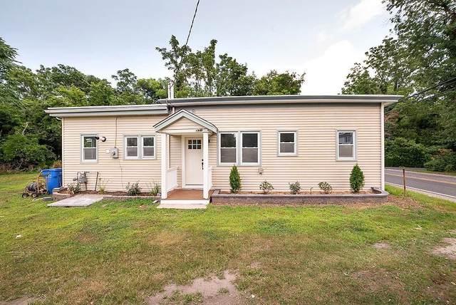 290 Dennisville Petersburg Rd, Woodbine Borough, NJ 08270 (#553796) :: Sail Lake Realty