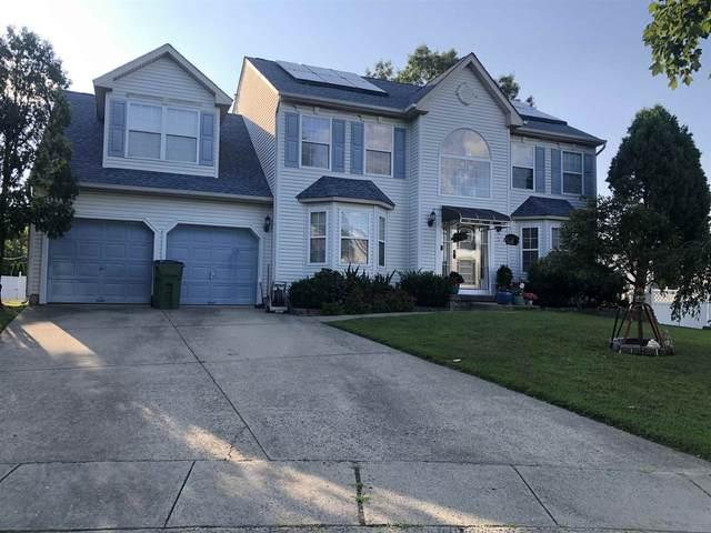 104 Cromwell Ct, Egg Harbor Township, NJ 08234 (MLS #553871) :: The Oceanside Realty Team