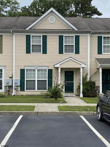 5095 Wells Ct #5095, Hamilton Township, NJ 08330 (MLS #554008) :: Gary Simmens