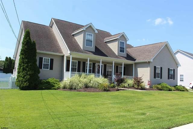 1102 Mill, Northfield, NJ 08225 (MLS #554057) :: Gary Simmens