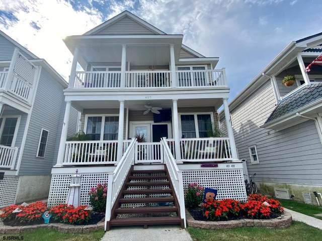 459 West #459, Ocean City, NJ 08226 (MLS #554082) :: The Oceanside Realty Team