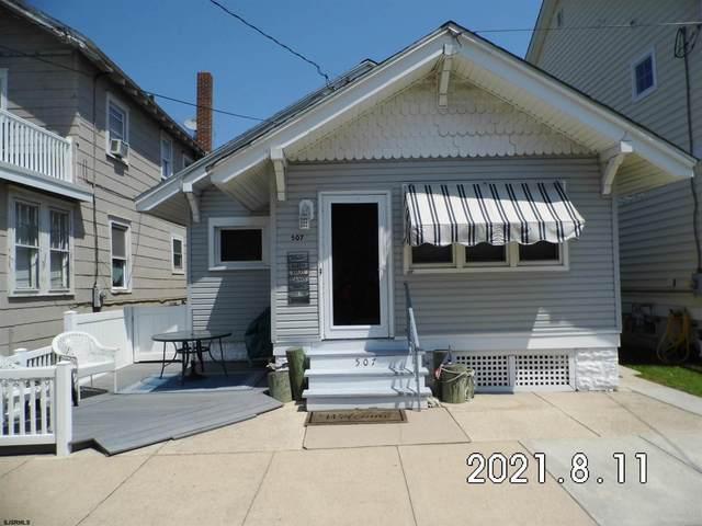 507 First, Ocean City, NJ 08226 (MLS #554237) :: The Cheryl Huber Team