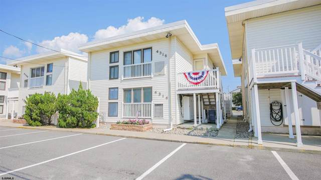 4314 West #7, Ocean City, NJ 08226 (MLS #554700) :: The Oceanside Realty Team