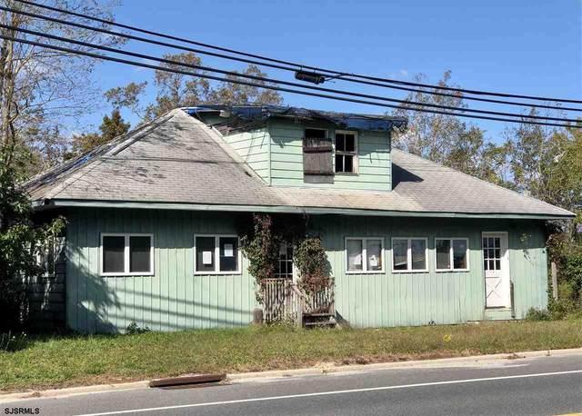5699 Route 9, Tuckerton Borough, NJ 08087 (MLS #554705) :: The Oceanside Realty Team