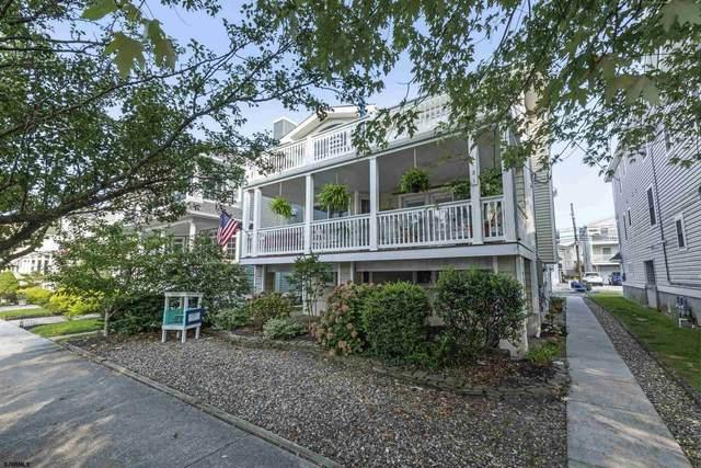 1723 Central Ave 2nd Floor, Ocean City, NJ 08226 (MLS #554734) :: The Oceanside Realty Team