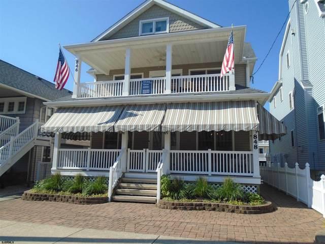 846 Brighton 2nd Floor, Ocean City, NJ 08226 (MLS #555136) :: The Oceanside Realty Team