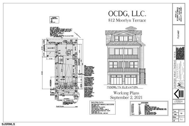 812 Moorlyn 1st Fl #1, Ocean City, NJ 08226 (MLS #555419) :: Gary Simmens