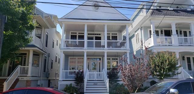 822 1st #1, Ocean City, NJ 08226 (MLS #555594) :: Gary Simmens