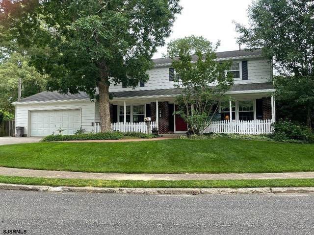 203 Woodcrest Ave, Absecon, NJ 08201 (MLS #555633) :: Gary Simmens