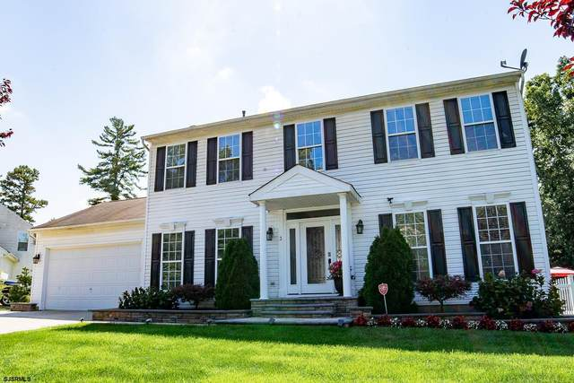 3 Weeping Willow Circle, Egg Harbor Township, NJ 08234 (MLS #555710) :: The Oceanside Realty Team