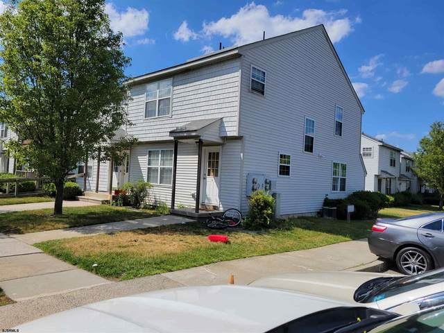 16 Oyster Bay 16 A, Absecon, NJ 08201 (MLS #555736) :: Gary Simmens