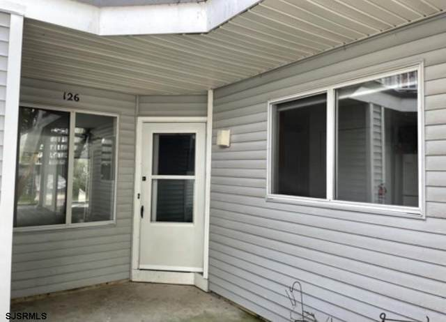 126 Heather Croft #126, Egg Harbor Township, NJ 08234 (MLS #555741) :: Gary Simmens