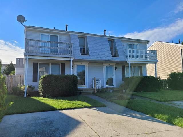 706 Lagoon Unit A, Brigantine, NJ 08203 (MLS #555778) :: Provident Legacy Real Estate Services, LLC