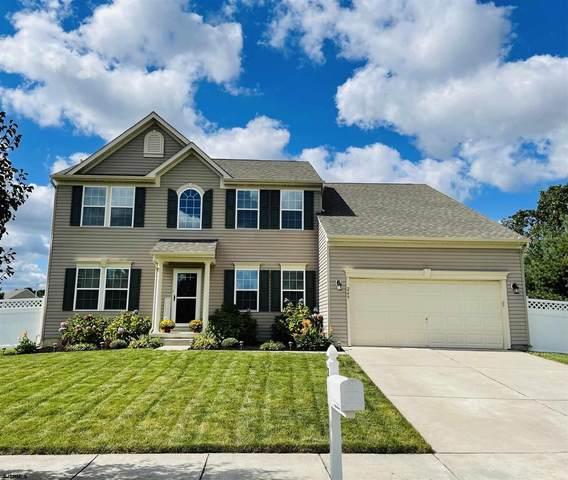 249 Sea Pine Dr, Egg Harbor Township, NJ 08234 (MLS #556189) :: Gary Simmens