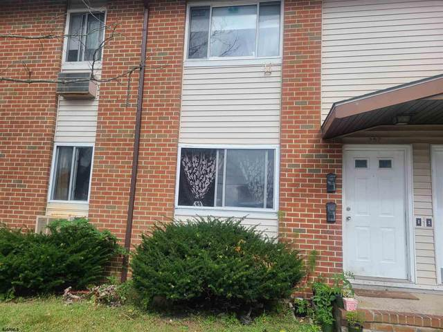 351 N Harrisburg Ave 357A, Atlantic City, NJ 08401 (MLS #556350) :: Gary Simmens