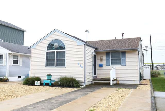 226 S 40th, Brigantine, NJ 08203 (MLS #556409) :: Provident Legacy Real Estate Services, LLC
