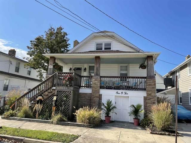 102 N Buffalo Ave, Ventnor, NJ 08406 (MLS #556804) :: Provident Legacy Real Estate Services, LLC