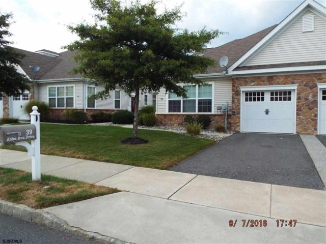39 Ables Run Dr, Absecon, NJ 08201 (MLS #486283) :: The Ferzoco Group