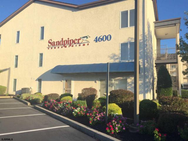 4600 W Brigantine #107, Brigantine, NJ 08203 (MLS #488788) :: The Ferzoco Group