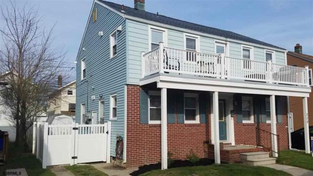 209 N Wilson A - First Floor, Margate, NJ 08402 (MLS #503491) :: The Ferzoco Group