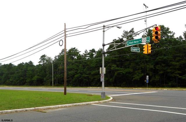 Black Black Horse Pike At 8th St, Hammonton, NJ 08037 (MLS #509940) :: The Ferzoco Group