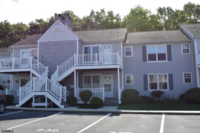 257 London #257, Egg Harbor Township, NJ 08234 (MLS #511953) :: The Ferzoco Group