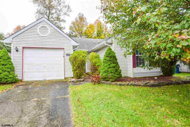 205 Mohican, Little Egg Harbor, NJ 08087 (MLS #513583) :: The Ferzoco Group