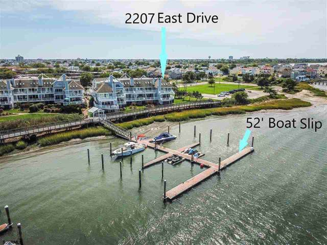2207 East #2207, Ventnor Heights, NJ 08406 (MLS #527281) :: Toll.French.Group