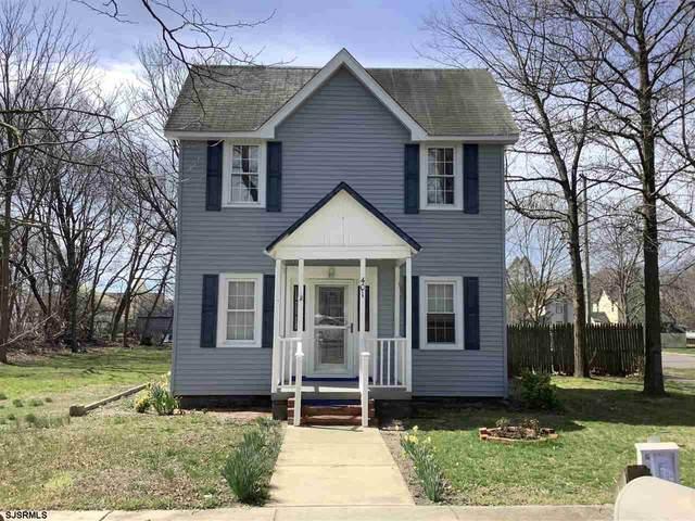 401 Longfellow St, Woodbine Borough, NJ 08270 (MLS #535063) :: The Cheryl Huber Team