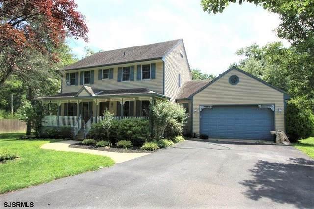 210 Linda, Galloway Township, NJ 08205 (MLS #539333) :: The Ferzoco Group