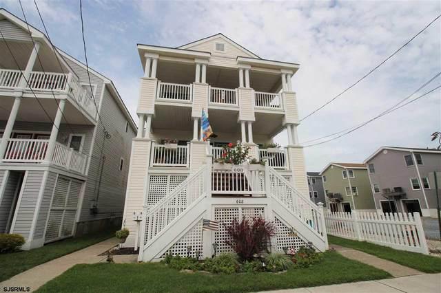 608 Bay #1, Ocean City, NJ 08226 (MLS #541320) :: The Cheryl Huber Team