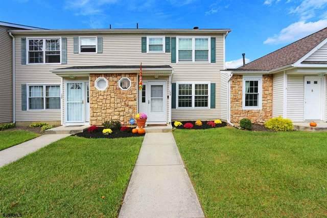 133 London Ct #133, Egg Harbor Township, NJ 08234 (MLS #542862) :: Jersey Coastal Realty Group