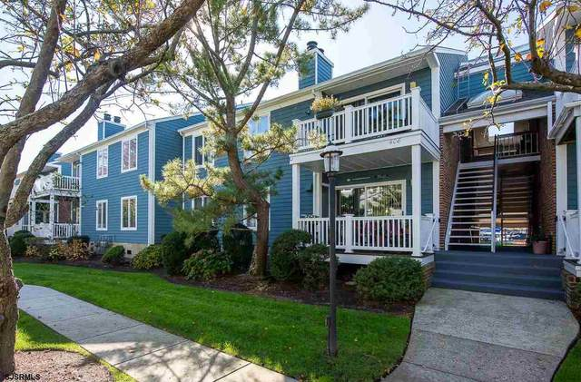 408 Harbour Cv #408, Somers Point, NJ 08244 (MLS #543860) :: The Ferzoco Group