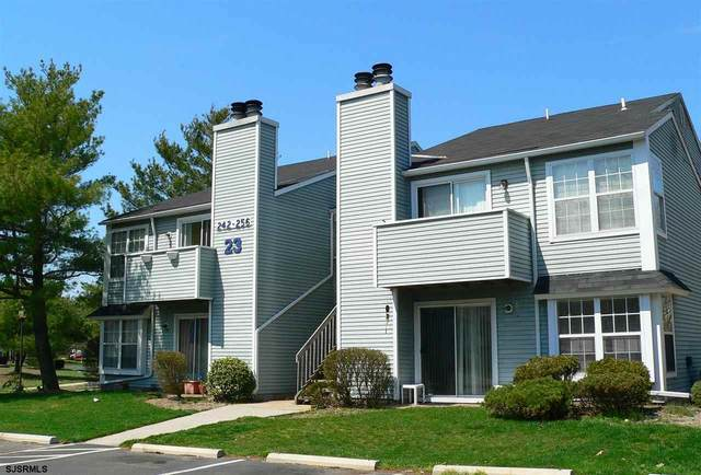 193 Meadow Ridge #193, Galloway Township, NJ 08205 (MLS #544647) :: The Ferzoco Group