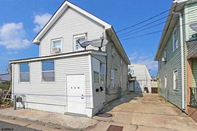 119 Maxwell Ave, Atlantic City, NJ 08401 (MLS #544690) :: The Ferzoco Group