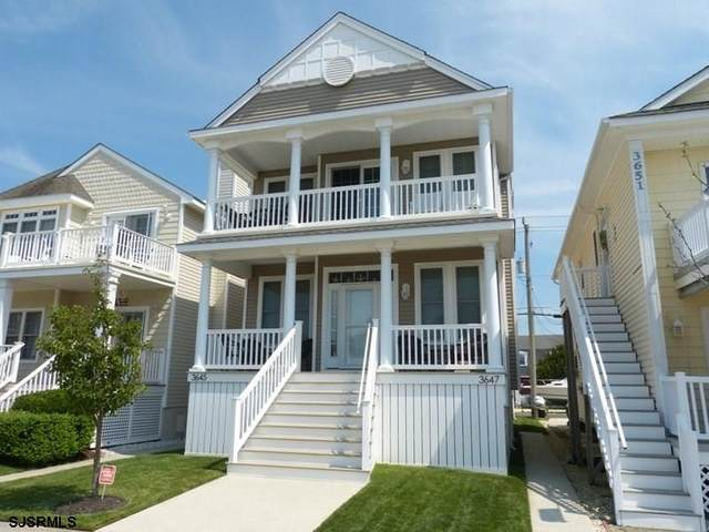 3645 West 1st #1, Ocean City, NJ 08226 (MLS #544843) :: The Ferzoco Group