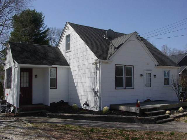 713 Clay St, Woodbine Borough, NJ 08270 (MLS #548560) :: Provident Legacy Real Estate Services, LLC