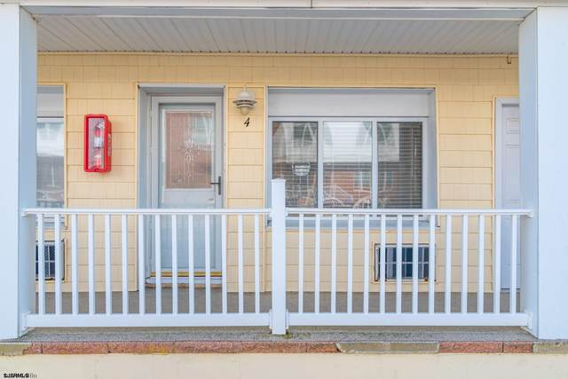 30 S Washington Ave #4, Margate, NJ 08402 (MLS #548996) :: The Ferzoco Group