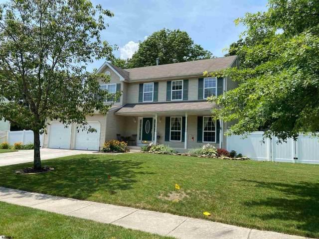 219 Tallowwood, Egg Harbor Township, NJ 08234 (#553068) :: Sail Lake Realty