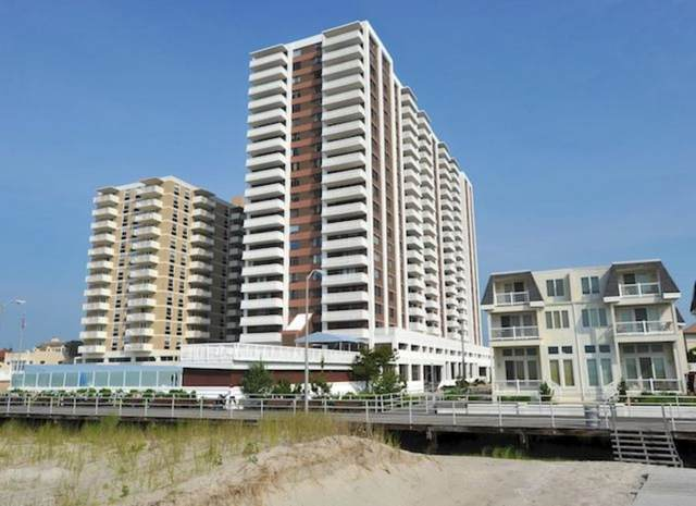 100 S Berkley Sq 10 D, Atlantic City, NJ 08401 (MLS #553600) :: Gary Simmens